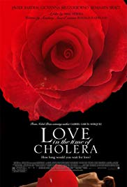Love in the Time of Cholera Malayalam Subtitle