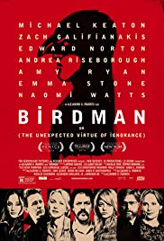 Birdman or (The Unexpected Virtue of Ignorance) Malayalam Subtitle