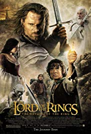 The Lord of the Rings: The Return of the King Malayalam Subtitle
